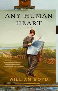 Any Human Heart 1400031001 Book Cover
