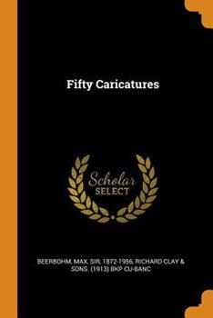 Paperback Fifty Caricatures Book