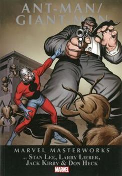 Marvel Masterworks Ant-Man Giant-Man 1 (Ant-Man/Giant-Man) - Book #59 of the Marvel Masterworks