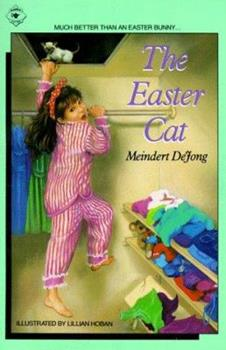 Paperback The Easter Cat Book