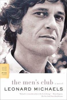 The Men's Club 0374208190 Book Cover