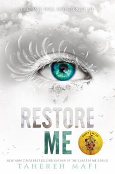 Restore me 0062676377 Book Cover