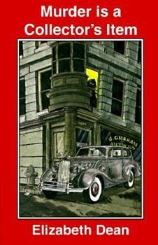Murder Is a Collector's Item (Emma Marsh Mysteries) 0915230194 Book Cover