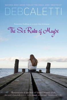 The Six Rules of Maybe 1416979719 Book Cover