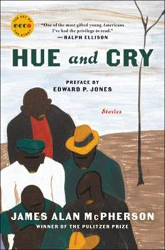 Hue and Cry: Stories 0062909738 Book Cover