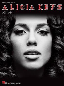 Alicia Keys - As I Am 1423435842 Book Cover