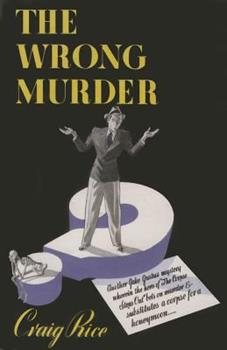 The Wrong Murder (Library of Crime Classics) 1601870744 Book Cover