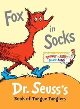 Fox in Socks 0394800389 Book Cover