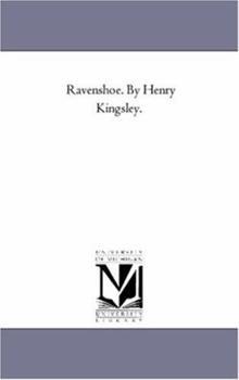 Paperback Ravenshoe. by Henry Kingsley. Book