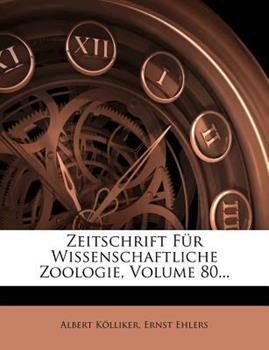 Paperback Zeitschrift F?R Wissenschaftliche Zoologie Book