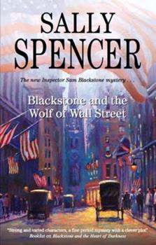 Blackstone and the Wolf of Wall Street 0727872877 Book Cover