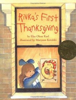 Rivka's First Thanksgiving 0689839014 Book Cover