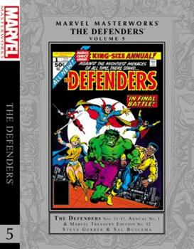 Marvel Masterworks: The Defenders, Vol. 5 - Book #224 of the Marvel Masterworks