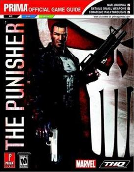 The Punisher (Prima Official Game Guide) - Book  of the Punisher