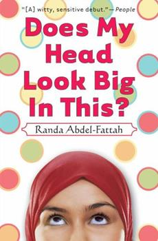 Paperback Does My Head Look Big in This? Book