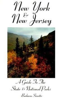 New York & New Jersey: A Guide to the State & National Parks (New York & New Jersey) 1556507372 Book Cover