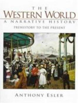Western World, The: 1600's to Present (Vol. II) 0134956230 Book Cover
