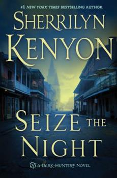 Seize the Night - Book #9 of the Hunter Legends