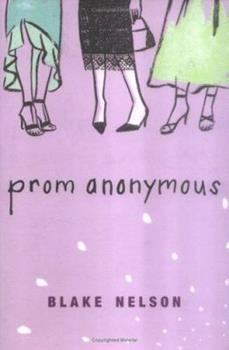 Prom Anonymous 0142407453 Book Cover