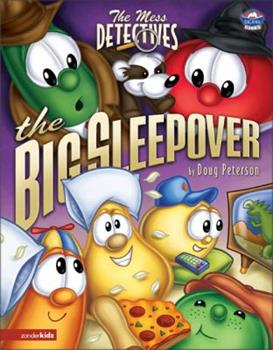 Mess Detectives, The: The Big Sleepover - Book  of the Mess Detectives