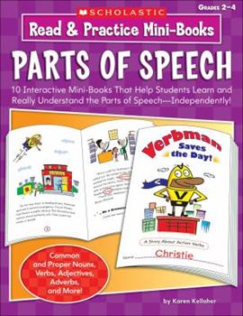 Read  Practice Mini-Books: Spelling: 10 Interactive Mini-Books That Help Students Master Tough-to-Learn Words-Independently! 0439453399 Book Cover