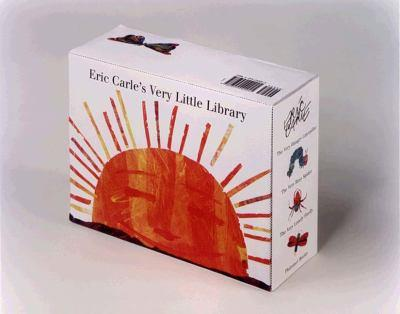 Board book Eric Carle's Very Little Library Book