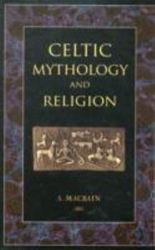Paperback Celtic Mythology and Religion Book