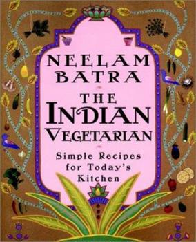 The Indian Vegetarian 0025076752 Book Cover