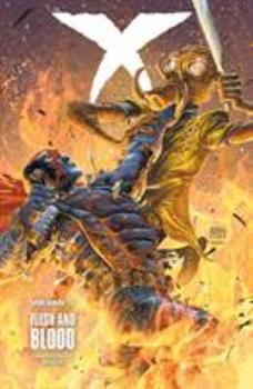 X Volume 5 Flesh and Blood - Book  of the Dark Horse Heroes