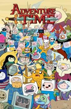 Adventure Time Vol. 11 - Book  of the Adventure Time Single Issues #Annual