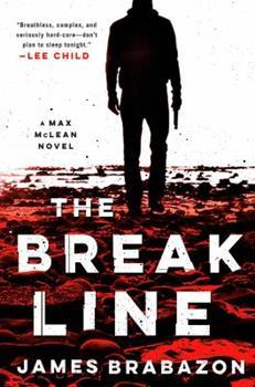 The Break Line 044000148X Book Cover
