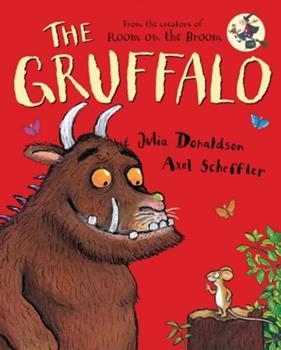 Paperback The Gruffalo Book