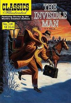 Paperback The Invisible Man Book