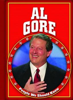 Al Gore - Book  of the People We Should Know ~Second Series~