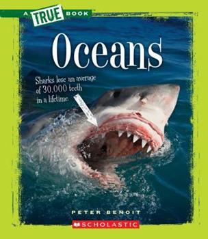 Oceans - Book  of the A True Book