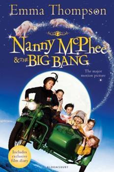 Paperback Nanny McPhee and the Big Bang Book