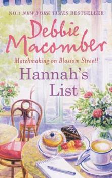 Paperback Hannah's List (Blossom Street, Book 7) Book