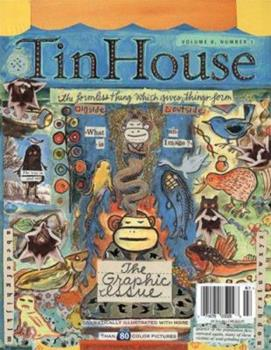 Tin House: Graphic Issue (Tin House Magazine) 0977312755 Book Cover