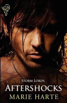 Aftershocks - Book #4 of the Storm Lords