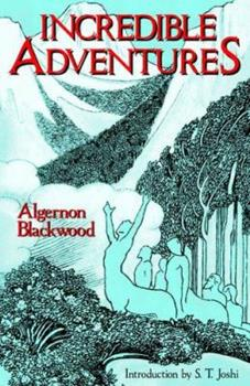 Incredible Adventures (Lovecraft's Library) 0353459356 Book Cover