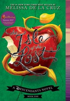 Paperback The Isle of the Lost (a Descendants Novel, Book 1): A Descendants Novel Book