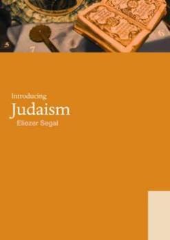 Paperback Introducing Judaism Book