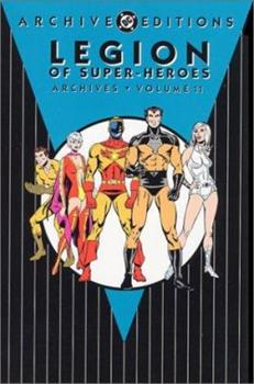 Legion of Super-Heroes Archives, Vol. 11 - Book  of the DC Archive Editions