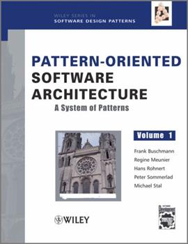 Hardcover Pattern-Oriented Software Architecture, a System of Patterns Book