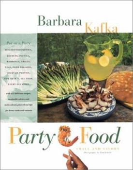 Party Food: Small & Savo 068811184X Book Cover