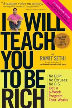 Paperback I Will Teach You to Be Rich Book