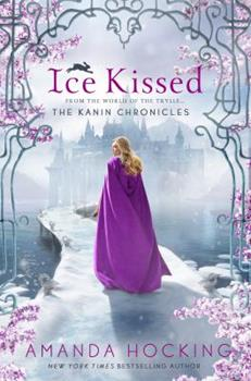 Ice Kissed 1250049873 Book Cover
