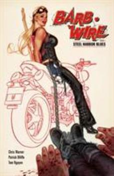 Barb Wire Book 1: Steel Harbor Blues - Book  of the Dark Horse Heroes