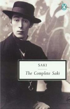 The Complete Saki 0140090037 Book Cover