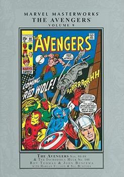 Marvel Masterworks: The Avengers, Vol. 9 - Book  of the Avengers 1963-1996 #278-285, Annual